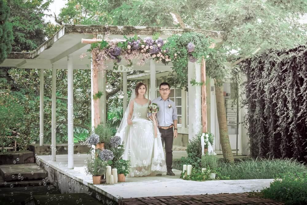1901白屋婚禮-婚禮佈置作品-8