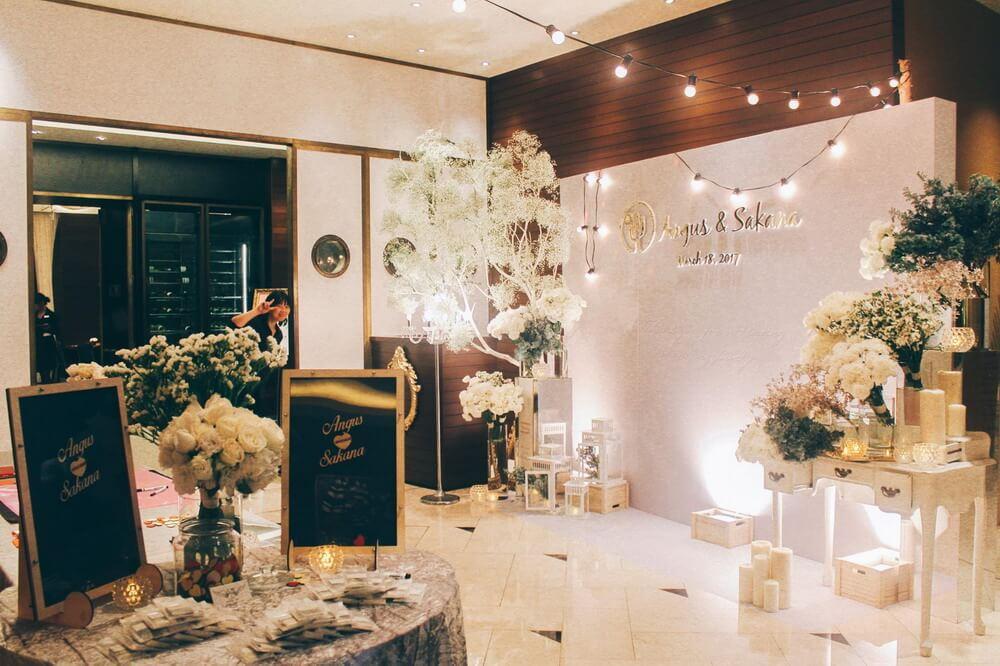 國賓大飯店-婚禮佈置作品-1