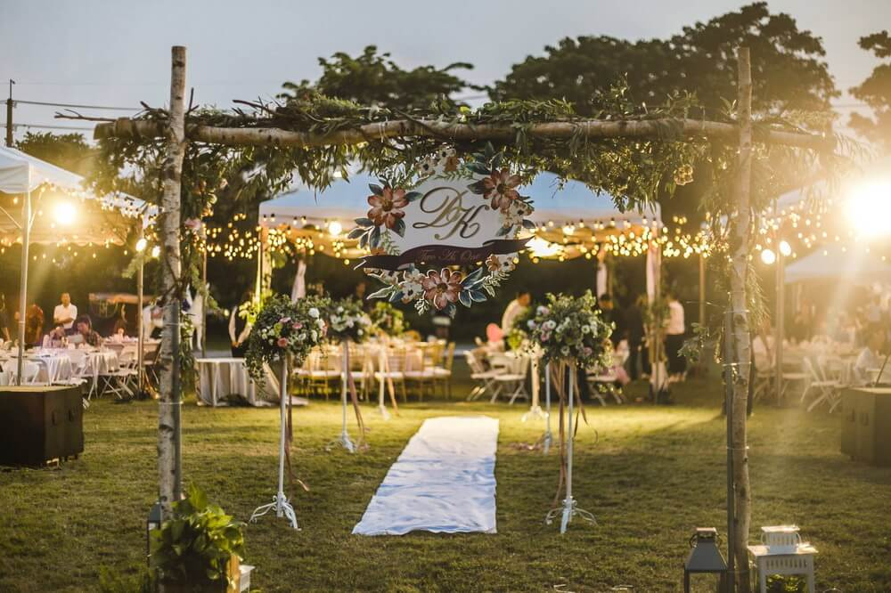 仁欣莊園婚禮-婚禮佈置作品-1