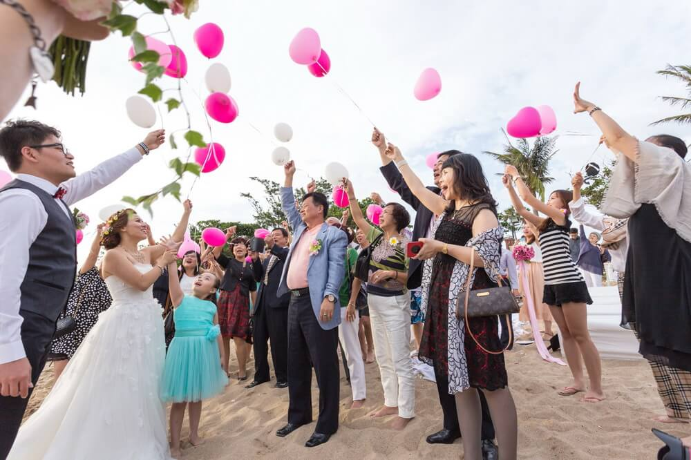 夏都海灘酒店-婚禮佈置作品-6